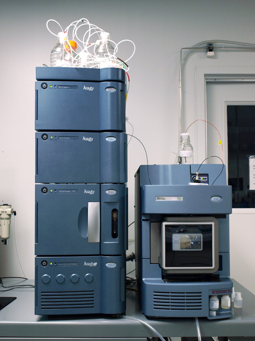 Ultra Performance Liquid Chromatography Mass Spectrometer – Dual Detector